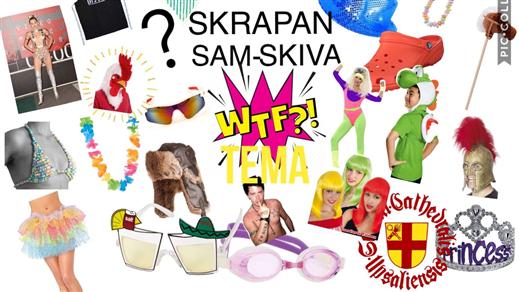 Bild för Wtf? Lundellska Sam, 2020-08-12, Flustret