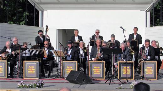 Bild för Hardes Big Band, 2016-10-12, Musikföreningen Crescendo
