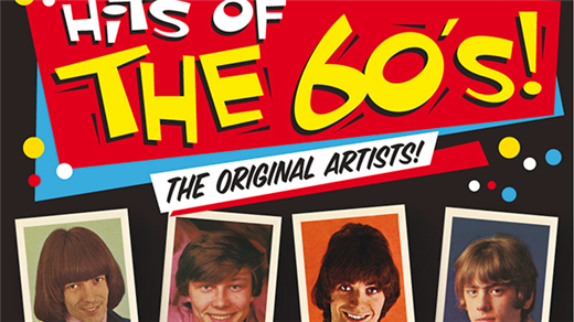 Bild för Hits of the 60´s, 2019-03-06, Intiman