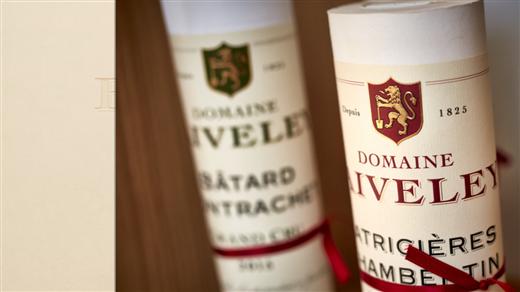 Bild för Winemakers Dinner Faiveley, Bourgogne, 2019-11-08, Gastro