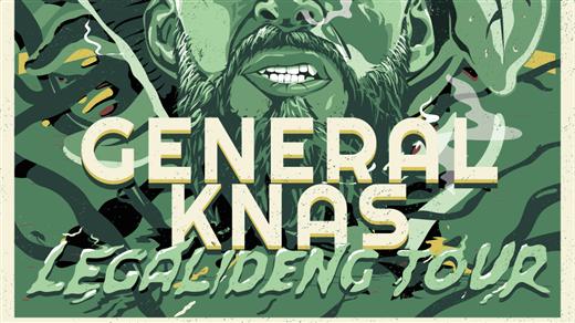 Bild för General Knas, L'Orient, Linköping 9/3, 2019-03-09, L'Oriente