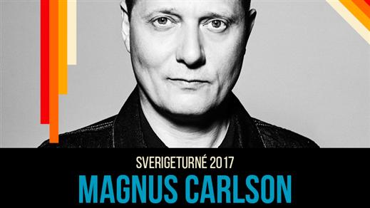 Bild för MAGNUS CARLSON i Eskilstuna - 17 MARS, 2017-03-17, Lokomotivet - Eskilstuna
