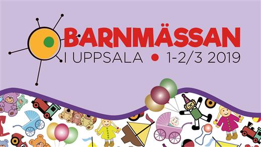 Bild för Barnmässan i Uppsala, 2019-03-01, Fyrishov