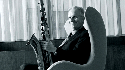 Bild för Scott Hamilton-Jan Lundgren Kvartett (Jazzbaren), 2018-09-24, Katalin, Uppsala