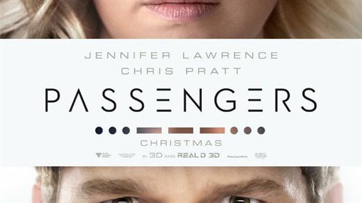 Bild för Passengers, 2017-01-01, Bio Oskar