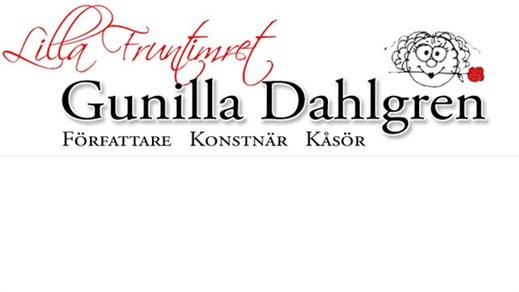 Bild för Lilla fruntimret - Gunilla Dahlgren, 2017-03-16, Café Bar  Kök Sjöbris