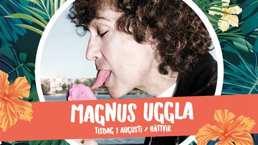 Bild för Magnus Uggla / Uteterassen 2017, 2017-08-01, Rättvik Bowling&Krog