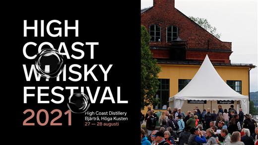 Bild för High Coast Whiskyfestival 2021, 2021-08-27, High Coast Distillery