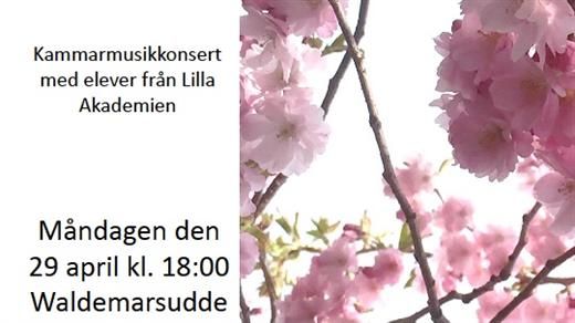 Bild för Lilla Akademien på Waldemarsudde: I unga år, 2019-04-29, Waldemarsudde