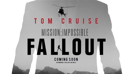 Bild för Mission: Impossible Fallout, 2018-08-05, Bio Oskar