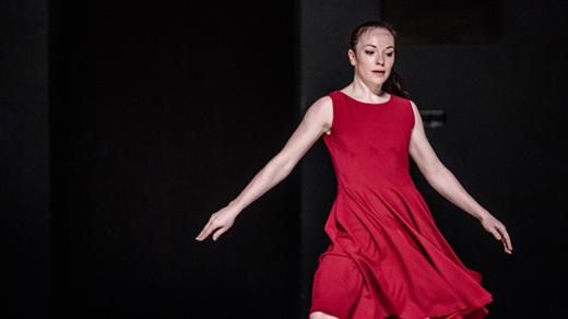 Bild för Repetition - Polskt dansgästspel, 2018-04-05, 3:e Våningen