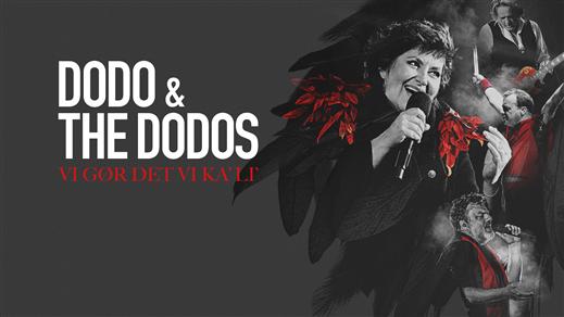 Bild för DODO AND THE DODO'S, 2021-11-05, The Tivoli