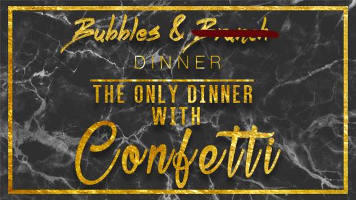 Bild för Bubbles & Dinner, 2017-11-04, Flustret