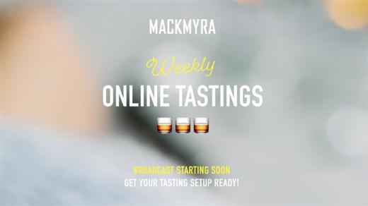 Bild för 10 april Mackmyra & Vänner, 2020-04-10, MACKMYRA ONLINE EXPERIENCE