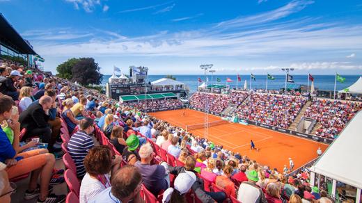 Bild för Skistar Swedish Open & Ericsson Open 2017, 2017-07-17, Båstad Tennisstadion