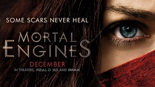 Bild för Mortal Engines, 2018-12-25, Essegården