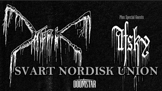 Bild för Mork / Afsky (special guest), 2021-11-28, The Abyss Gothenburg