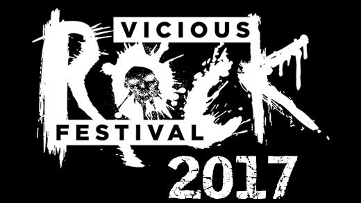 Bild för Vicious Rock Festival 2017, 2017-07-08, Folkets Park