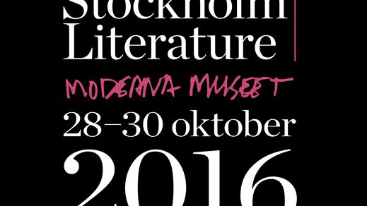 Bild för Stockholm Literature 28-30 oktober 2016, 2016-10-28, Moderna Museet