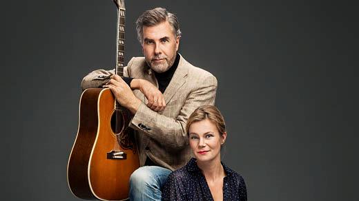 Bild för Musikriket - Jessica Pilnäs och Johan Norberg, 2019-04-14, Ekets Bygdegård