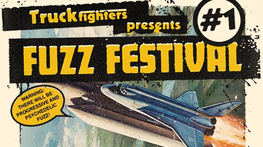 Bild för 7/12 FUZZ FESTIVAL / DEBASER STRAND + BAR BROOKLYN, 2019-12-07, Debaser Strand