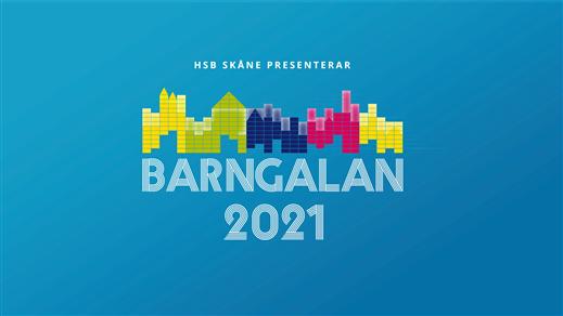 Bild för Barngalan 2021, 2021-10-30, Sparbanken Skåne Arena