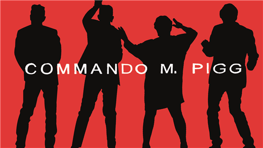 Bild för Commando M Pigg, 2016-10-21, Folk Å Rock