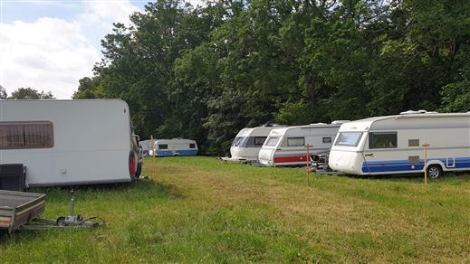 Bild för Midsommar Öveds Eke 2020. Camping, 2020-06-18, Midsommardagar i Öveds Eke