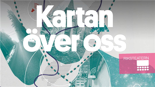 Bild för Kartan över oss- Finspång, 2020-10-18, Kulturhuset Finspång, Kristallfoajén