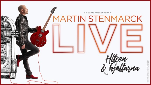 Bild för Conventums Jul 2019 - Martin Stenmarck m fl, 2019-12-13, Conventum Arena