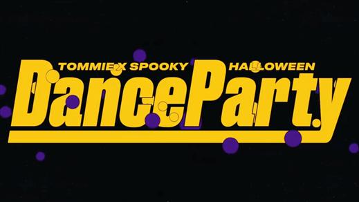 Bild för Tommie X Spooky Halloween DanceParty, 2019-11-02, Under bron