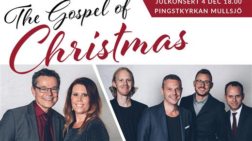 Bild för The Gospel of Christmas Frank Ådahl & Evelina Gard, 2016-12-04, Pingstkyrkan Mullsjö