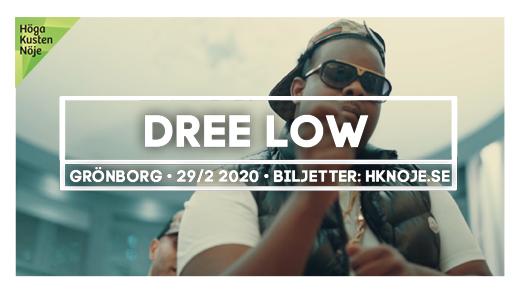 Bild för Dree Low   Grönborg, Sundsvall, 2020-02-29, Grönborg