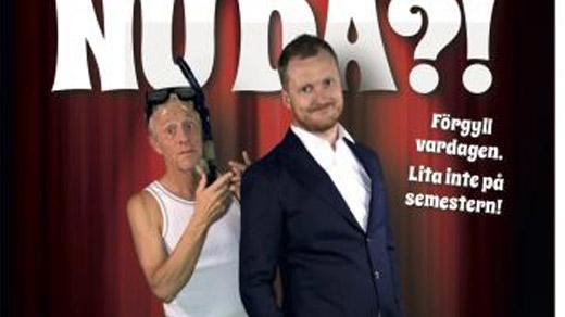 Bild för Nu då?!, 2019-03-13, Folkets Hus Teatersalongen