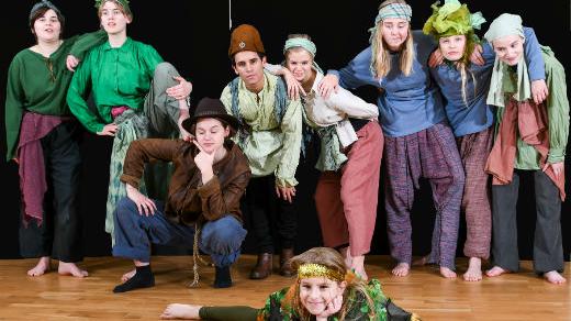 Bild för Peter Pan 14 april, 2017-04-14, Jönköpings Teater