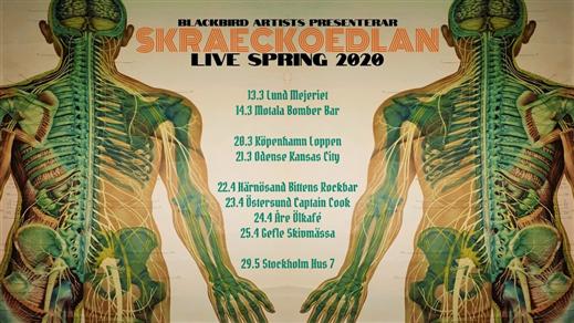 Bild för Skraeckoedlan, 2020-03-14, Bomber Bar Motala