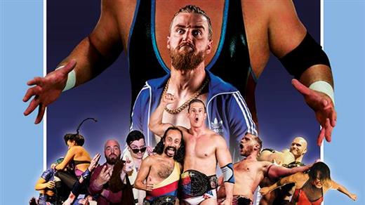 Bild för March Madness!/Wrestling, 2019-03-30, Moriska Paviljongen