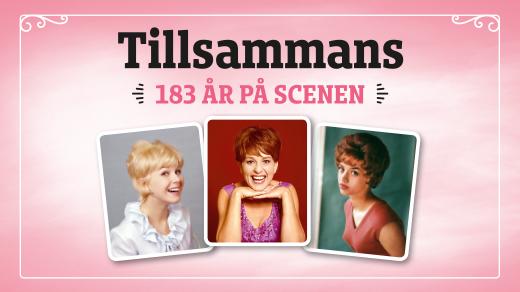 Bild för Tillsammans - 183 år på scenen, 2017-05-06, Intiman