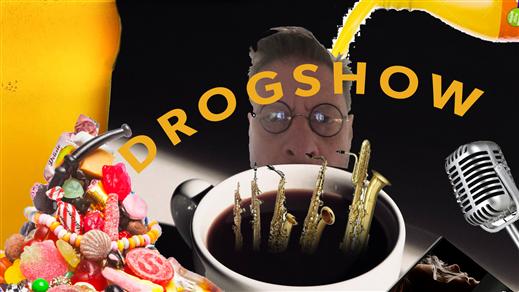 Bild för Drogshow med Niklas Hansson & thee Breathers, 2021-11-10, medley – musik, mat & mer