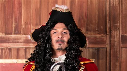 Bild för Kapten Kroks jakt på Peter Pan 12/12, 2021-12-12, Hebeteatern, Folkets Hus Kulturhuset