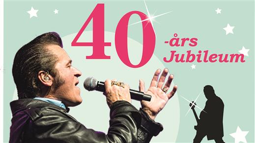 Bild för Peter Jezewski 40-årsjubileum, 2017-10-07, Åhaga