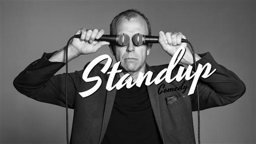 Bild för STAND UP SITT NER, 2021-02-05, The Tivoli
