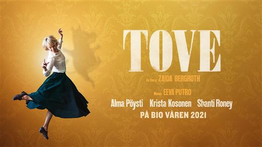 Bild för Bio: Tove, 2021-09-08, Kulturhuset Finspång, Stora Salongen