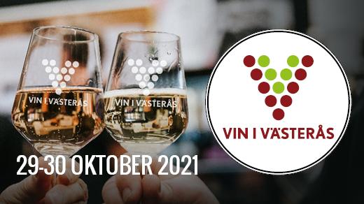 Bild för Vin i Västerås 2021, 2021-10-29, Västerås Konserthus
