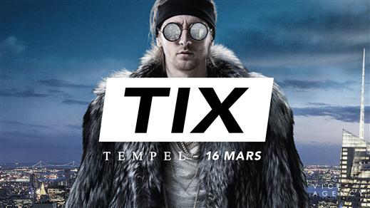 Bild för TIX 16/3, 2019-03-16, Tempel Nattklubb