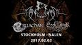 Death-Disco: Månegarm + Cruachan + Ereb Altor