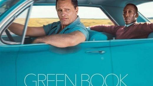 Bild för Green Book, 2019-01-10, Kulturhuset i Svalöv