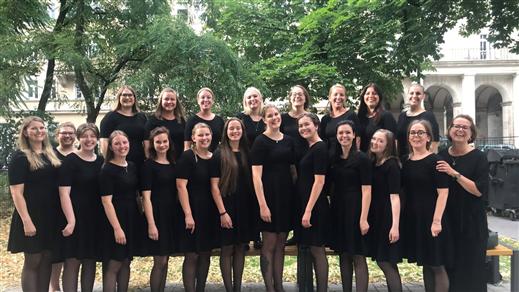 Bild för Sing Berlin med Tyresö Vokalensemble, 2018-10-21, Tyresö Kyrka