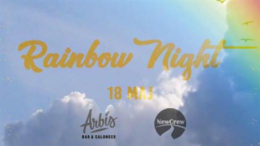 Bild för RainbowNight, 2019-05-18, Arbis