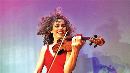 Bild för 180314 Alicia Svigals, 2018-03-14, Stallet - Världens Musik